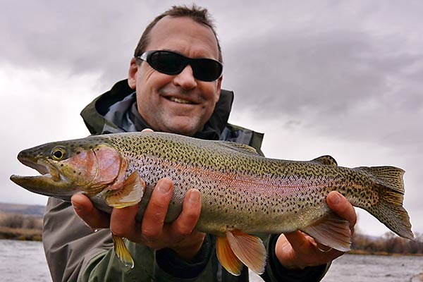 Madison River fishing report