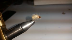LaFontaine Sparkle Pupa trout nymph fly